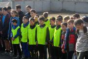 Спортивні заходи присвячені Дню визволення міста Нова Одеса від фашистських загарбників серед учнівської молоді