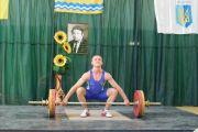 Відкритий чемпіонат Миколаївської області по важкій атлетиці