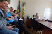 Нарада з підприємцями щодо благоустрою території біля Кургану Слави
